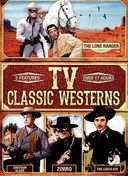 Classic TV Westerns (3-DVD)