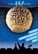 Mystery Science Theater 3000: Volume 4 (4-DVD)