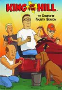 King of the Hill - Season 4 (3-DVD)