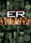 ER - Complete 15th Season (5-DVD)
