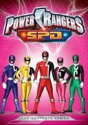 Power Rangers S.P.D. - Complete Series (5-DVD)