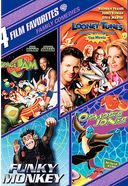 4 Film Favorites: Family Comedies (Space Jam /