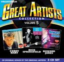 Great Artists Collection, Volume 5: Corey Hart,