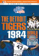 MLB - Detroit Tigers 1984 World Series