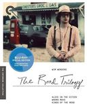 Wim Wenders: The Road Trilogy (Blu-ray)