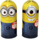 Minions Domed Tin Bank
