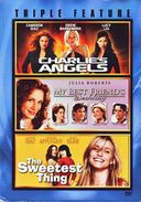 Cameron Diaz Triple Feature - Charlie's Angels / My Best Friend's Wedding / The Sweetest Thing (3-DVD)