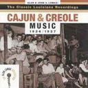 Cajun and Creole Music, Volume 1: 1934/1937