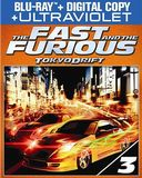 The Fast and the Furious: Tokyo Drift (Blu-ray,