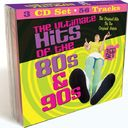 Ultimate Hits of the 70s/80s/90s (3-CD Bundle