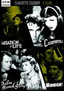 Claudette Colbert: 4 Films (Imitation of Life /