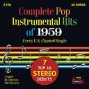 Complete Pop Instrumental Hits of 1959 (2-CD)