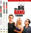 The Big Bang Theory - Seasons 1-3 (10-DVD)