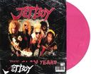The Glam Years (Pink Vinyl/Patch/Round Button)