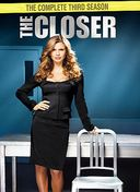 The Closer - Complete 3rd Season (4-DVD)