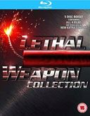 Lethal Weapon Collection [Import] (Blu-ray)