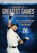 Baseball - Baseball's Greatest Games: New York
