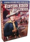 Western Heroes of Hollywood (10-DVD)