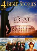 Bible Stories 4-Movie Collection (The Great