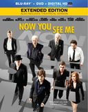 Now You See Me (Blu-ray + DVD)