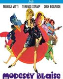Modesty Blaise (Blu-ray)