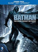 Batman: The Dark Knight Returns Pt. 1 (Blu-ray +