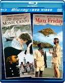 The Count of Monte Cristo / Man Friday (Blu-ray +