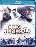 Gods and Generals (Blu-ray, Director's Cut,