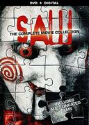 Saw: Complete Movie Collection (4-DVD)