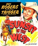 Sunset in the West (Blu-ray)