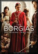 The Borgias - Season 1 (3-DVD)
