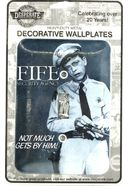 Andy Griffith Show - Fife Security - Light Switch