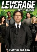 Leverage - Season 3 (4-DVD)