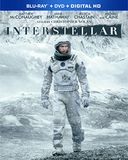 Interstellar (Blu-ray + DVD)