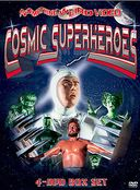 Cosmic Superheroes (4-DVD)