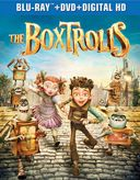 The Boxtrolls (Blu-ray + DVD)