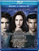 The Twilight Saga: Twilight / New Moon / Eclipse