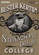 Steamboat Bill, Jr. / College (2-DVD)