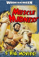 Muscle Madness (3-DVD)