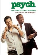 Psych - Complete 5th Season (4-DVD)