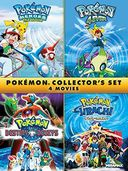 Pokemon Collector's Set: 4 Movies