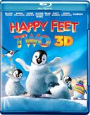 Happy Feet Two 3D (Blu-ray + DVD)