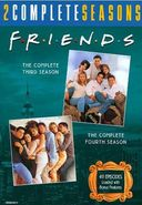 Friends - Complete 3rd & 4th Seasons (8-DVD)