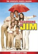 According to Jim - Complete 4th Season (4-DVD)