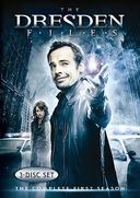 The Dresden Files - Complete 1st Season (3-DVD)