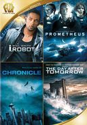 I, Robot / Prometheus / Chronicle / The Day After
