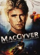MacGyver - Complete Collection (39-DVD)