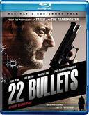 22 Bullets (Blu-ray + DVD)