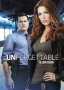 Unforgettable - 3rd Season (4-DVD)