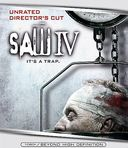 Saw IV (Blu-ray, Widescreen - Unrated Director's